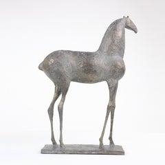 Small Horse II, Animal Bronze Sculpture