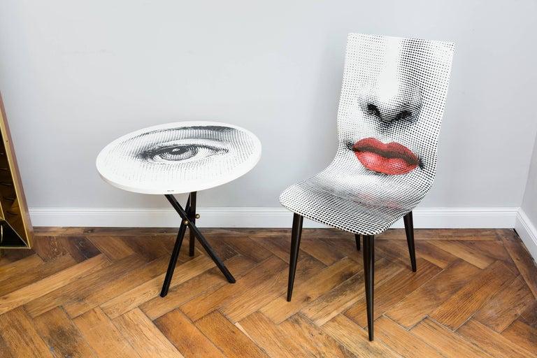Pierro Fornasetti Bocca Chair, Italy Milano, 2006 For Sale 2