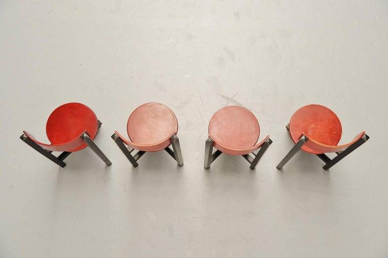Dutch Piet Blom Bastille Chair for Twente Institute of Technology, 1964 For Sale