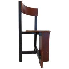 """Piet Blom Constructivist """"Bastille"""" Chair"""