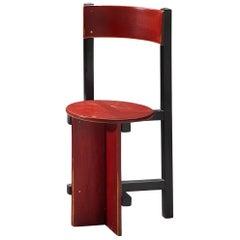 """Piet Blom Rare """"Bastille"""" Chair"""