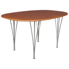 Piet Hein & Bruno Mathsson Dining Table