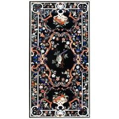 """Pietra Dura"" Tabletop, Marble and Hardstones, circa Late 20th Century"