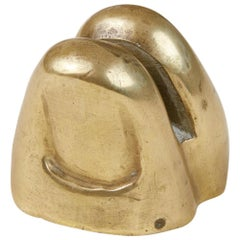 Pietrina Checcacci Cast Bronze Thumbs Letter Holder