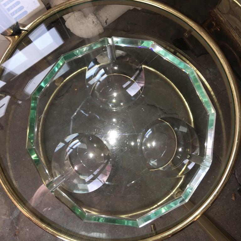 Pietro Chiesa for Fontana Arte Dodecagon Crystal Ashtray For Sale 10