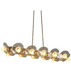 Pietro Chiesa for Fontana Arte Grand Chandelier
