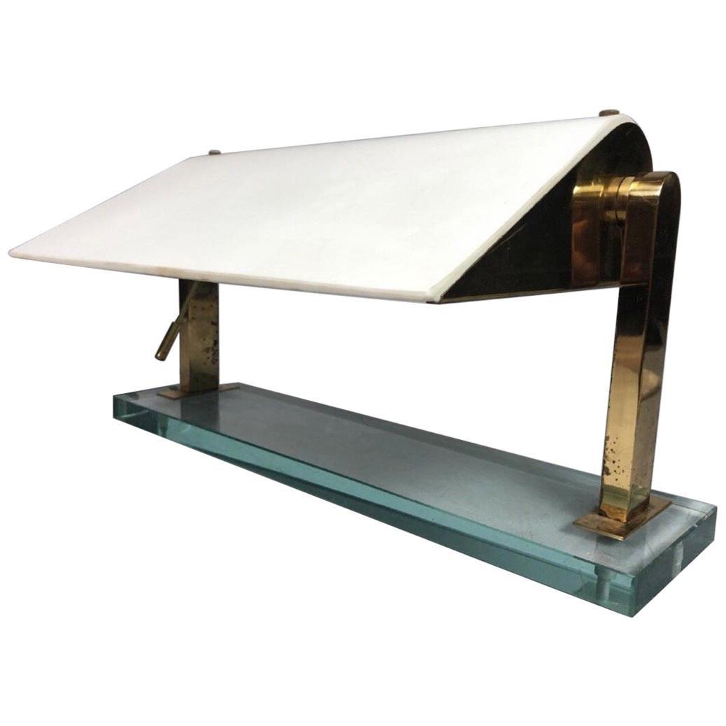 Pietro Chiesa for Fontana Arte Italian Table or Desk Lamp