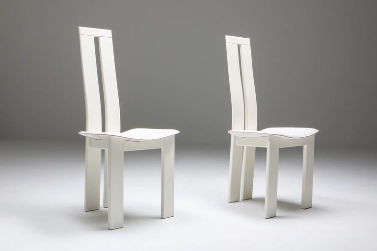 20th Century Pietro Costantini Dining Chairs For Sale