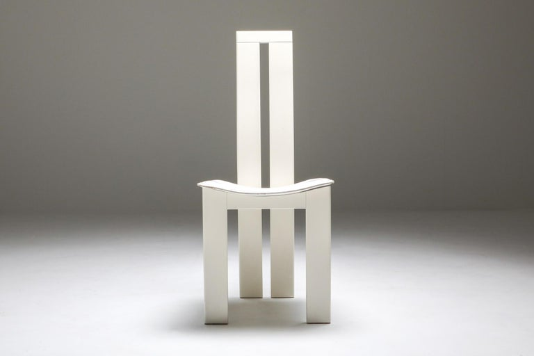 Wood Pietro Costantini Dining Chairs For Sale