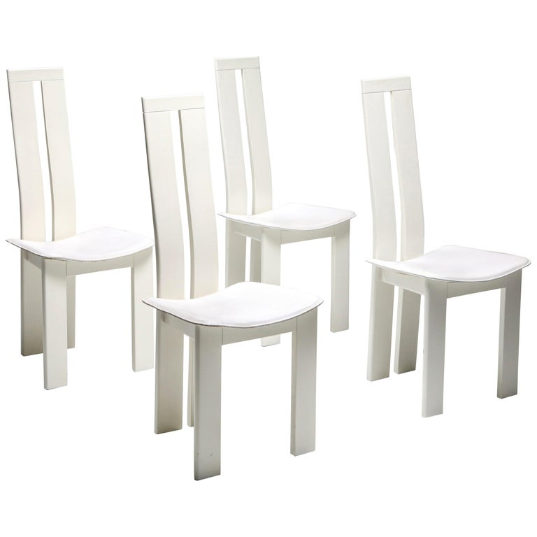 Pietro Costantini Dining Chairs For Sale