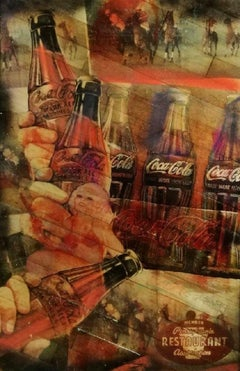 """Pop Art, """"The Real Thing - Anyone for Polo Series"""", certificate of authenticity"""