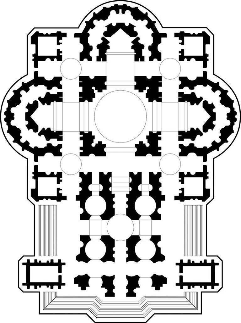 Italian Pietro Square Rug by Muraepezza & Mogg For Sale