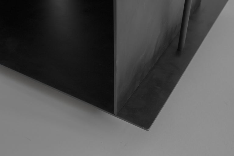 Pilier Side Table by Sizar Alexis In New Condition For Sale In Geneve, CH