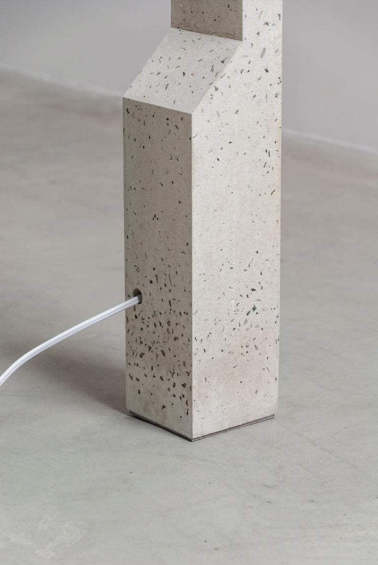 Pillar Floor Lamp In New Condition For Sale In Brooklyn, NY