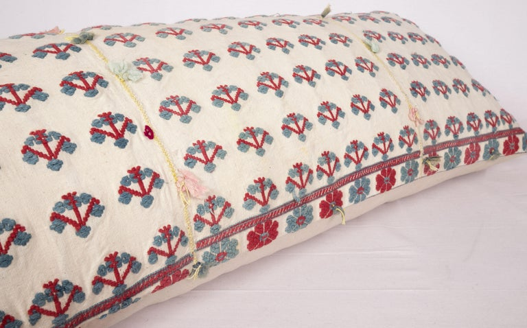 Pillow Case Made from the Skirt of a Western Anatolian Dress, Early 20th Century In Good Condition In Istanbul, TR