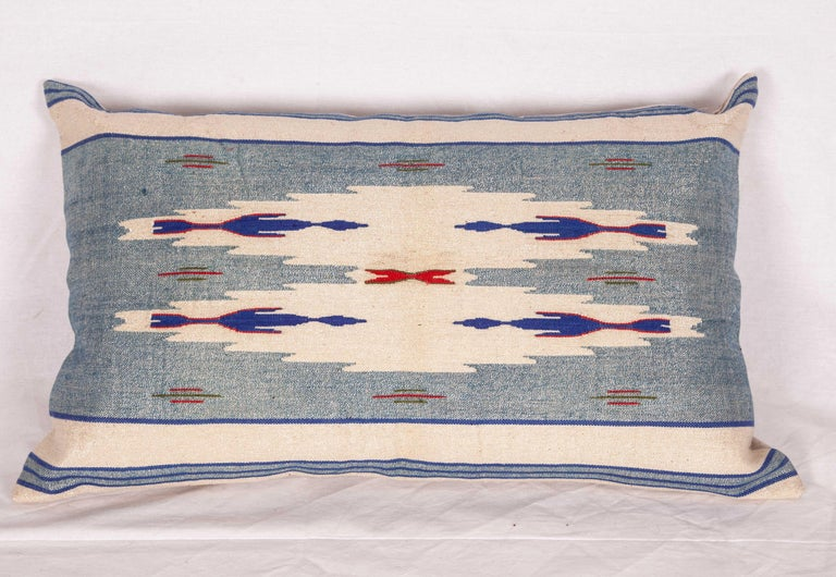 Pillow Cases Fashioned from an Early 20th Century Syrian Textile In Good Condition For Sale In Istanbul, TR