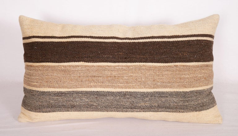 Turkish Pillow Cases Made from Anatolian Angora Siirt Blanket, 1960s-1970s For Sale