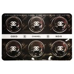 Pills Chanel Black Panel Limited Edition