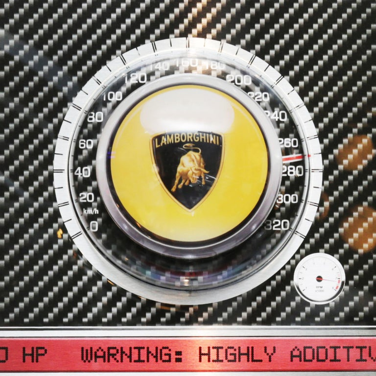 Dutch Pills Luxury Cars Panel Limited Edition For Sale