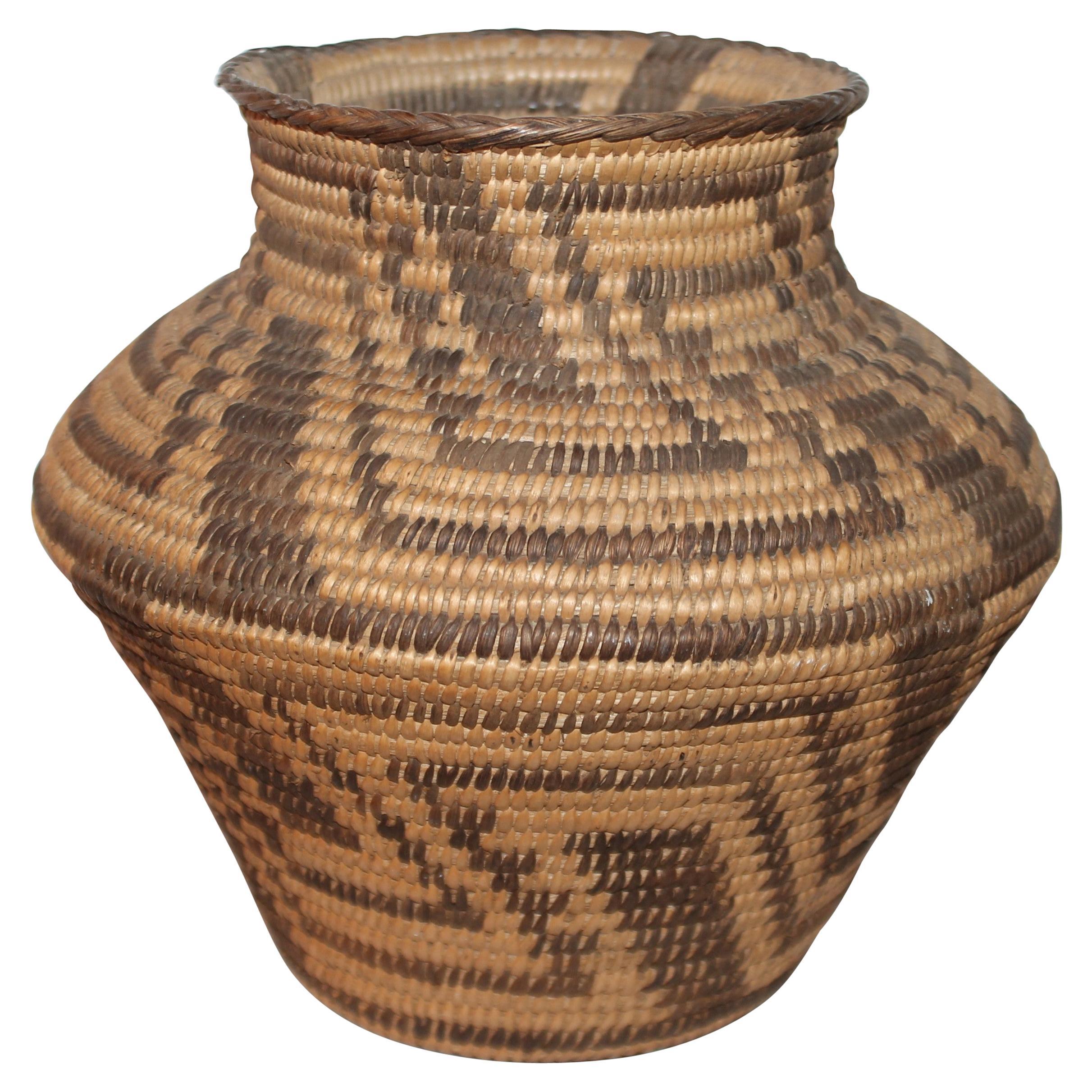Pima Indian Hoya Basket