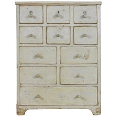 Pine Chest of Drawers, 1930s