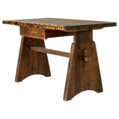 Pine Console in the Style of Axel Einar Hjorth, Sweden, 1930s