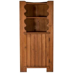 "Pine Corner Cabinet, ""Utö"", by Axel Einar Hjorth"