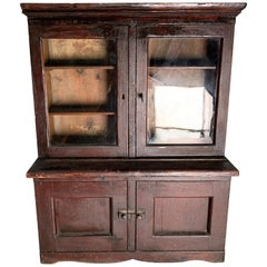 Pine Doll's Cupboard, Late 19th Century