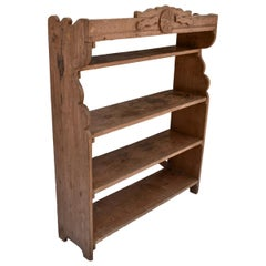 Pine Kitchen or Utility Shelves