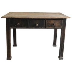 Pine Kitchen Table, circa 1930