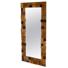 Pine Mirror by Gunnar Kanevad