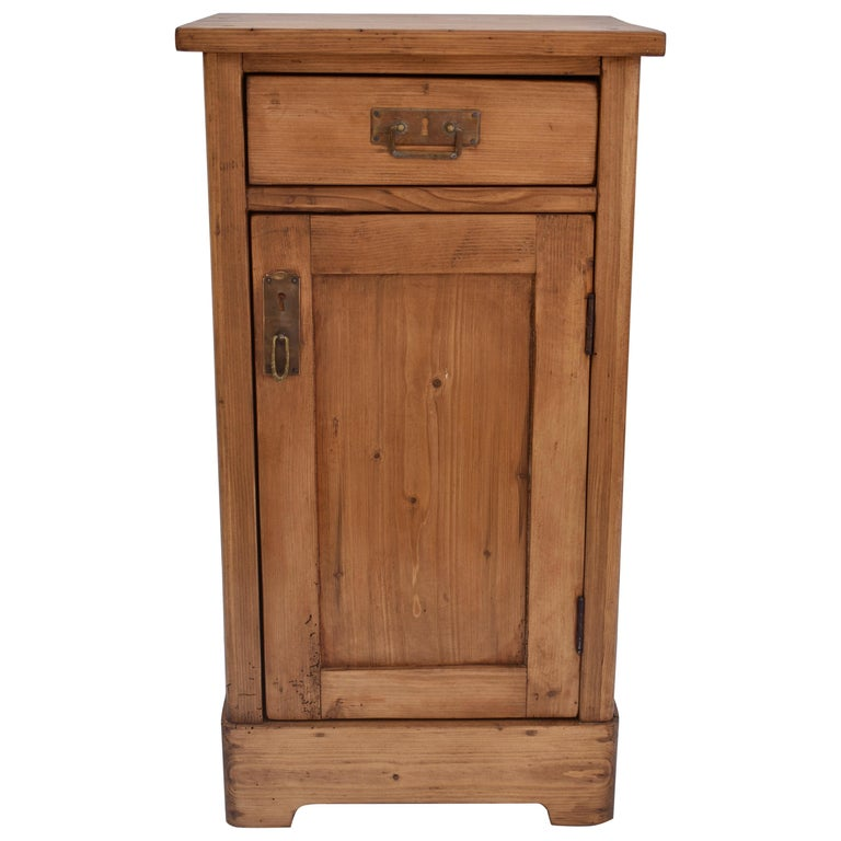 Pine Nightstand For Sale