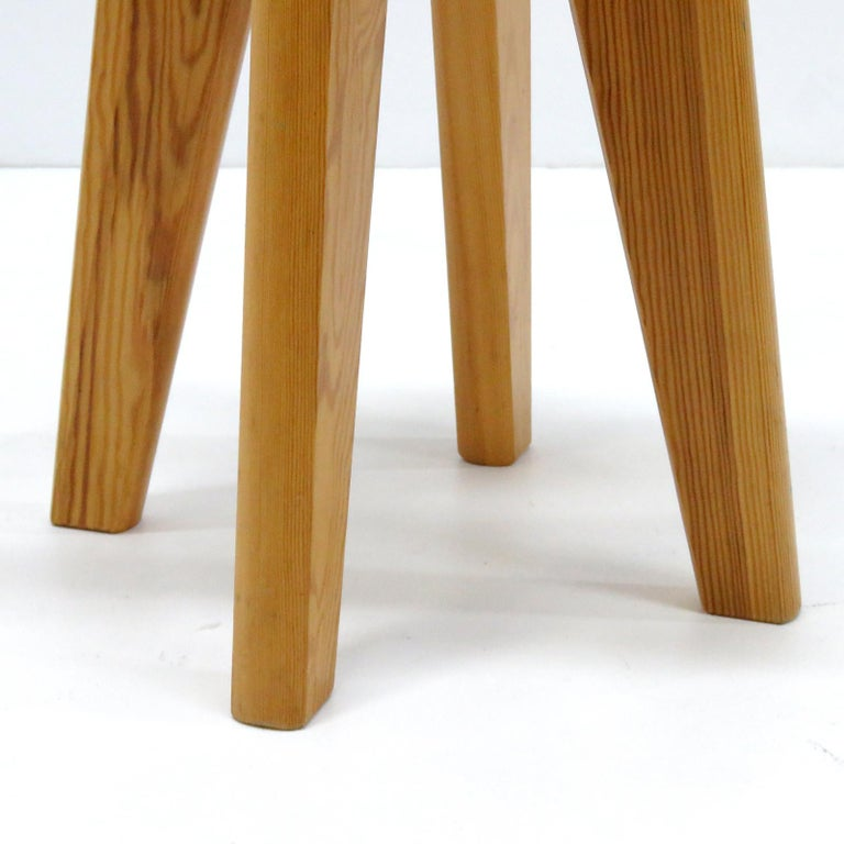 Pine Stools Finland, 1960 For Sale 3