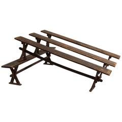 Pine Trestle Benches