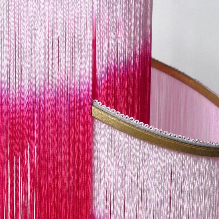 Pink Charme Floor Lamp, Sander Bottinga For Sale 1