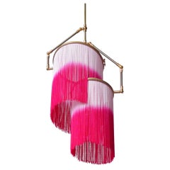 Pink Charme Pendant Lamp, Sander Bottinga