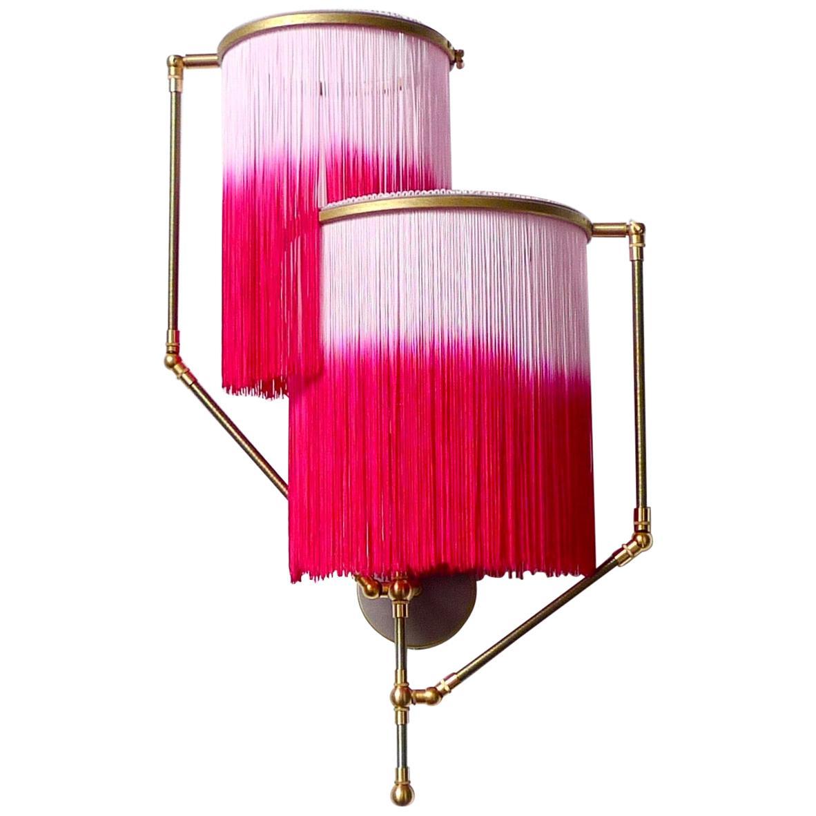 Pink Charme Sconce Lamp, Sander Bottinga