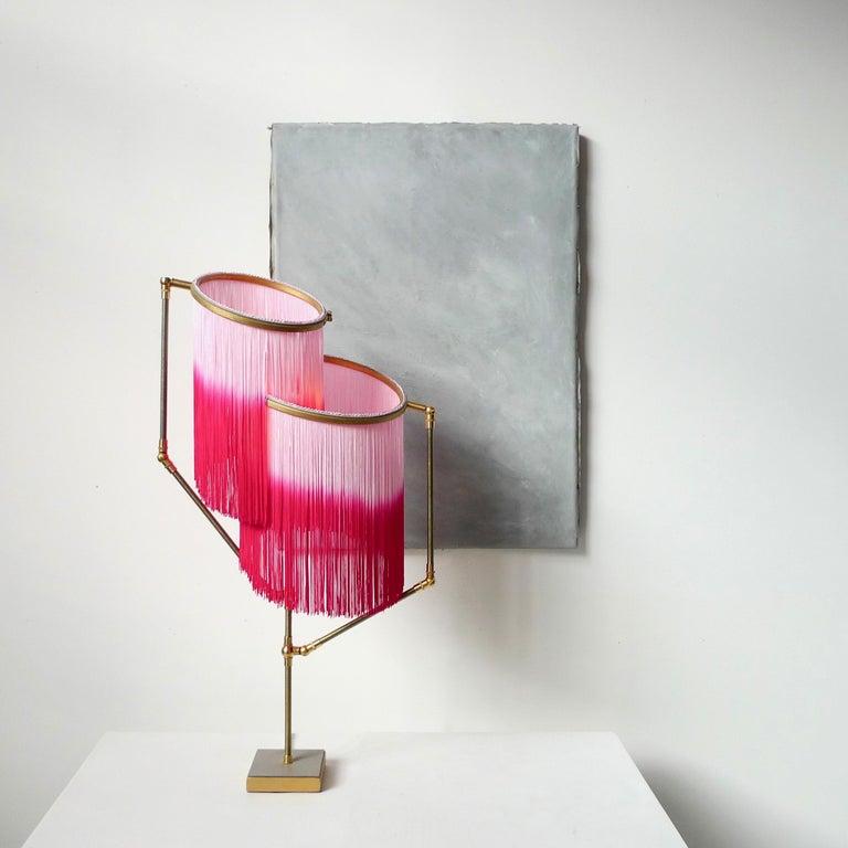Post-Modern Pink Charme Table Lamp, Sander Bottinga For Sale