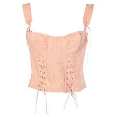 Pink corset Chantal Thomass