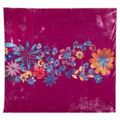 Pink Garden Tapestry