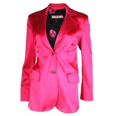 Pink Jacket by Valentino