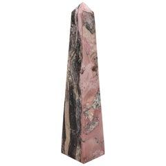Pink Opal Obelisk