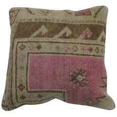 Pink Oushak Pillow