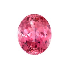 Pink Tourmaline 29.79 Carat Oval