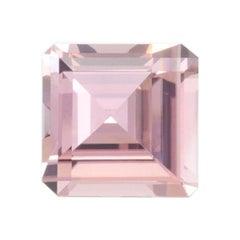 Pink Tourmaline Ring Gem 3.80 Carat Unmounted Kite Shape Loose Gemstone