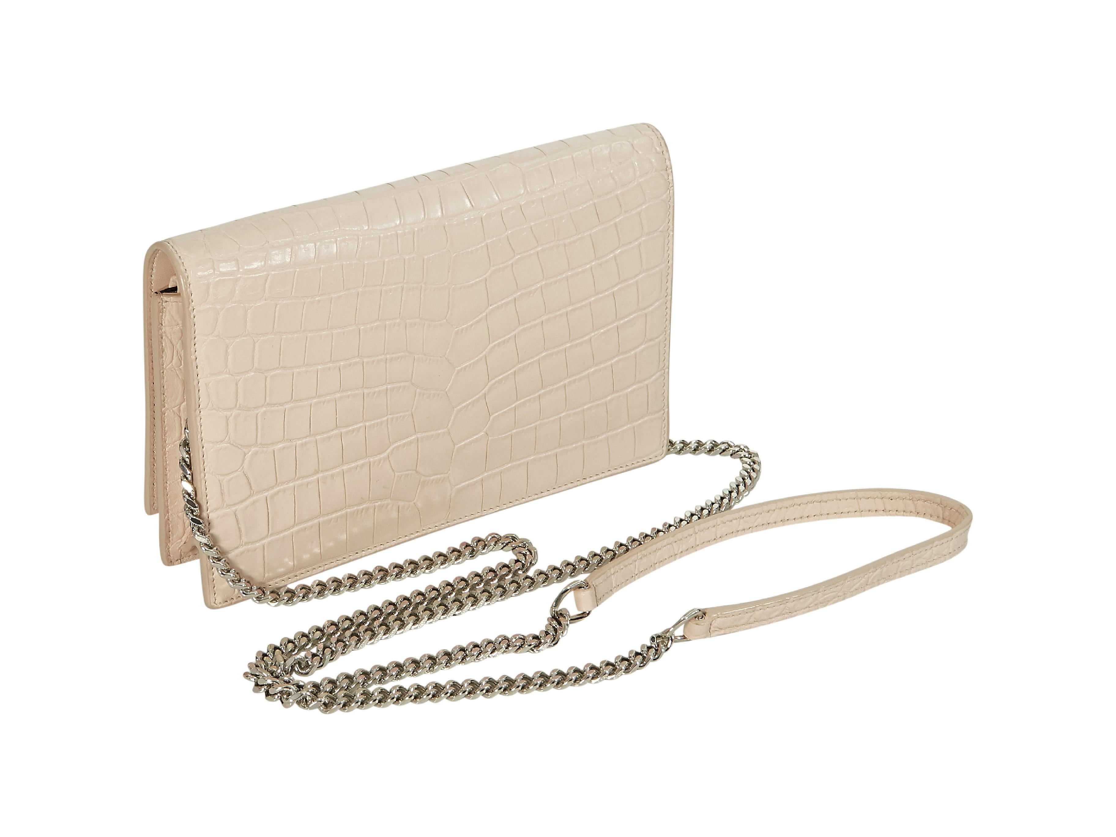 Pink Yves Saint Laurent Kate Wallet On A Chain Bag For Sale at 1stdibs 85201b25521c0