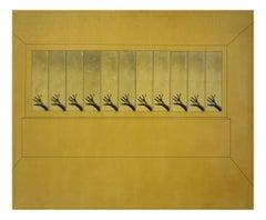 Birds - Original Photograph by Pino Settanni - 1985