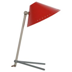 Pinocchio Lamp Red by Hala Zeist