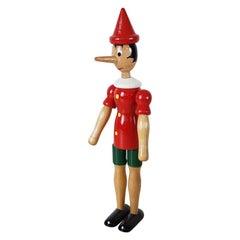 Pinocchio Toys Attributed Tonna Giocattoli, Italy, 1950s