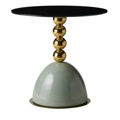 Pins Green Side Table